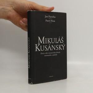 náhled knihy - Mikuláš Kusánský