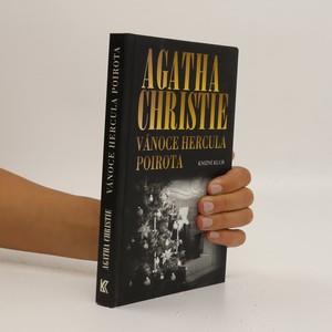 náhled knihy - Vánoce Hercula Poirota