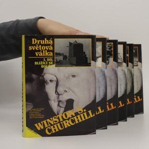 náhled knihy - Druhá světová válka. Winston S. Churchill 1.-6. díl (v 6 svazcích)