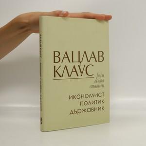 náhled knihy - Икономист, политик, държавник