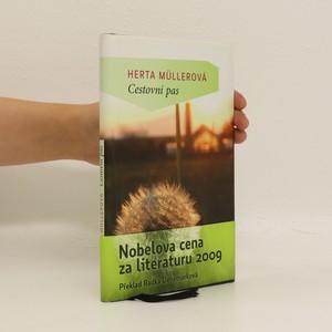 náhled knihy - Cestovní pas