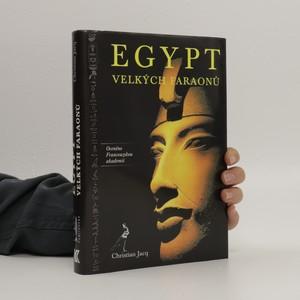 náhled knihy - Egypt velkých faraonů