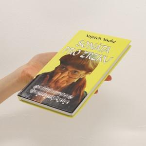 antikvární kniha Sonáta pro zrzku, 1997