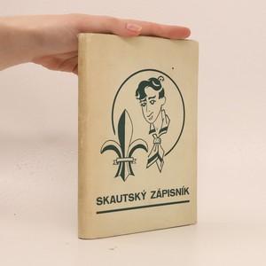 náhled knihy - Skautský zápisník