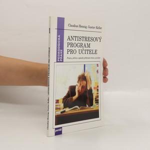 náhled knihy - Antistresový program pro učitele: Projevy, příčiny a způsoby překonání stresu z povolání
