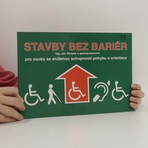 náhled knihy - Stavby bez bariér pro osoby se sníženou schopností pohybu a orientace