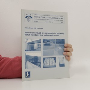 náhled knihy - Navrhování staveb pro samostatný a bezpečný pohyb nevidomých a slabozrakých osob