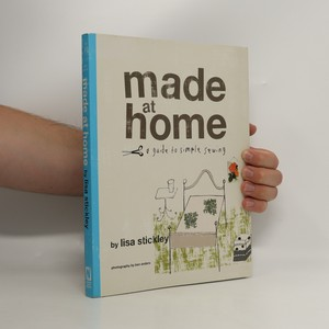 náhled knihy - Made at Home by Lisa Stickley - A Guide To Simple Sewing