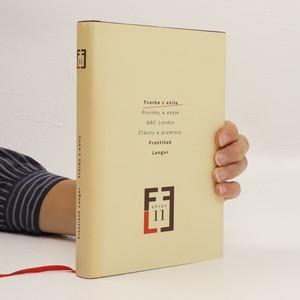 náhled knihy - Tvorba z exilu