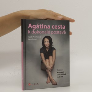 náhled knihy - Agátina cesta k dokonalé postavě