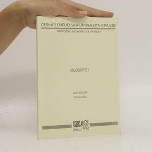 náhled knihy - Filosofie I