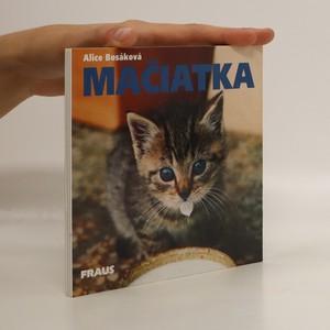 náhled knihy - Mačiatka