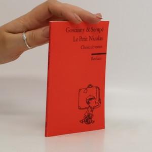 náhled knihy - Le petit Nicolas
