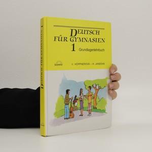 náhled knihy - Deutsch für Gymnasien : Grundlagenlehrbuch. 1