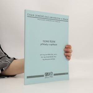 náhled knihy - Teorie řízení : příklady a aplikace