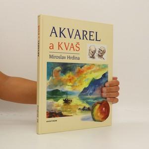 náhled knihy - Akvarel a kvaš