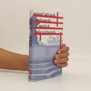 náhled knihy - Nelegendy o malých inkvizitorech : podpaměti