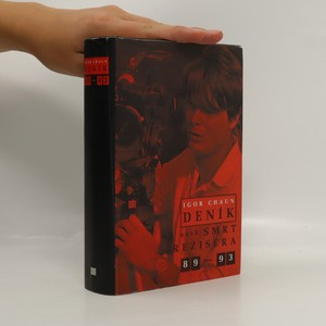 náhled knihy - Deník aneb Smrt režiséra 1. díl. 1988-1993