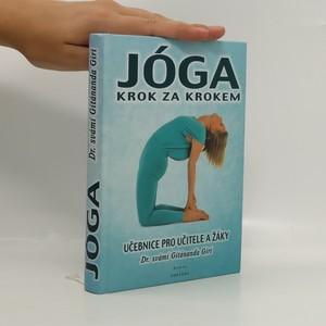 náhled knihy - Jóga krok za krokem: učebnice pro učitele a žáky.