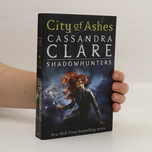náhled knihy - City of Ashes. The Shadowhunter Chronicles. The Mortal Instruments. 2. díl