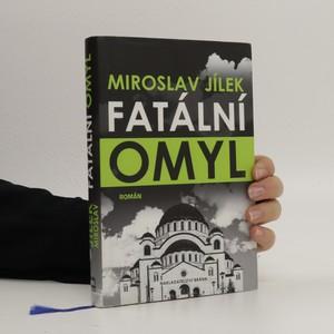 náhled knihy - Fatální omyl