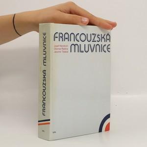 náhled knihy - Francouzská mluvnice
