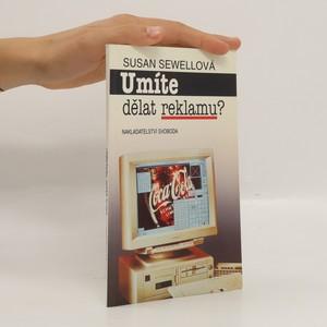 náhled knihy - Umíte dělat reklamu?