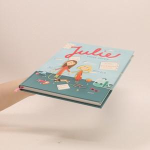 antikvární kniha Julie mezi slovy, 2013