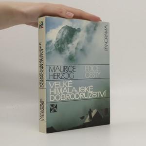 náhled knihy - Velké himalájské dobrodružství