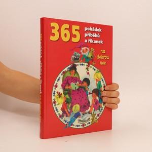náhled knihy - 365 pohádek, příběhů a říkanek na dobrou noc