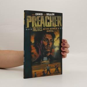 náhled knihy - Preacher - Kazatel. Až do konce světa