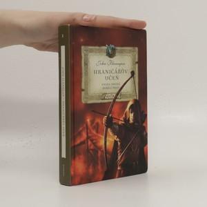 náhled knihy - Hraničářův učeň. Kniha druhá, Hořící most