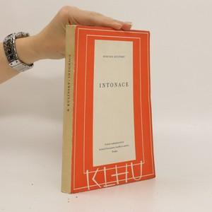náhled knihy - Intonace