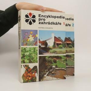 náhled knihy - Encyklopedie pro zahrádkáře (2 svazky)