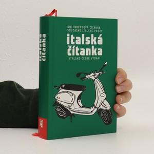 náhled knihy - Italská čítanka