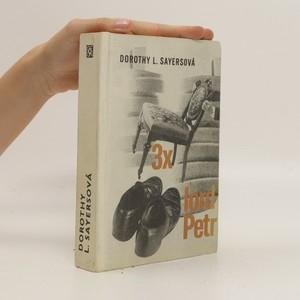 náhled knihy - Třikrát lord Petr