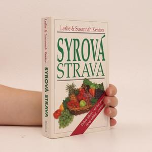 náhled knihy - Syrová strava