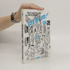 náhled knihy - On y va! - Francouzština pro střední školy 1