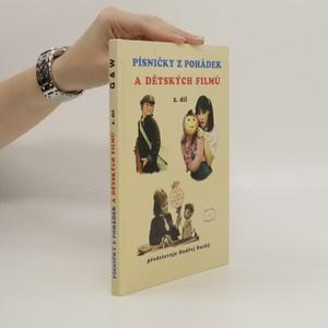 náhled knihy - Písničky z pohádek a dětských filmů. 2. díl
