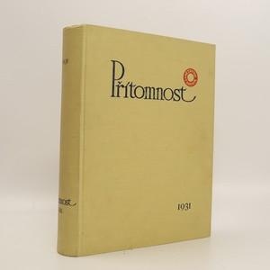 náhled knihy - Přítomnost, nezávislý týdeník, ročník VIII