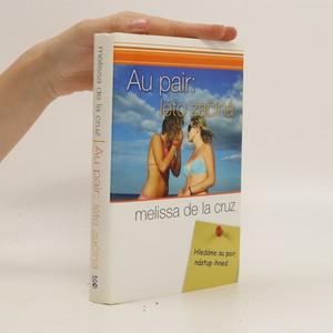 náhled knihy - Au pair: léto začíná