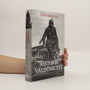 náhled knihy - Historie válečnictví