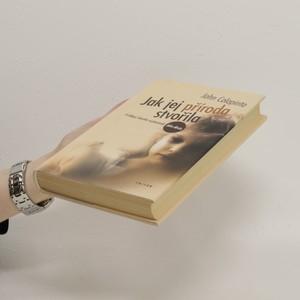 antikvární kniha Jak jej příroda stvořila. O chlapci, kterého vychovávali jako děvče, 2001