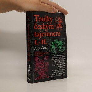 náhled knihy - Toulky českým tajemnem I.-II.