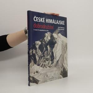 náhled knihy - České himálajské dobrodružství. V aréně 14 nejvyšších hor světa
