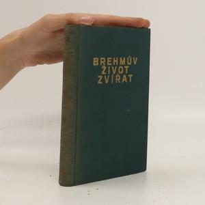 náhled knihy - Brehmův život zvířat. Ssavci II.