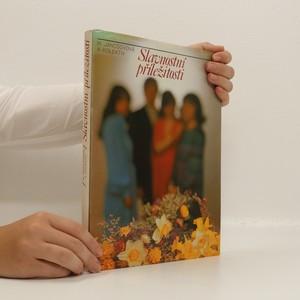 náhled knihy - Slavnostní příležitosti