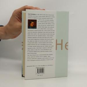 antikvární kniha Ernest Hemingway, 2001