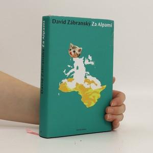 náhled knihy - Za Alpami