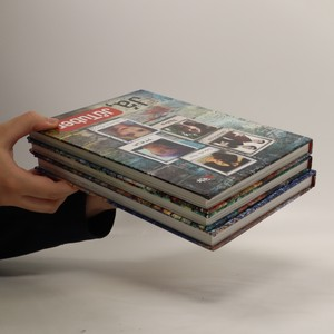 antikvární kniha Já, Jůtuber 1. - 3. díl (3 svazky), 2015-2016